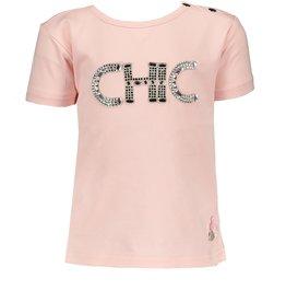 Le chic Le Chic Shirt Baby Roze