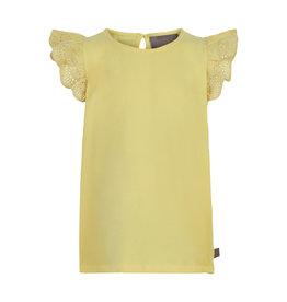 Creamie Creamie T-Shirt Geel / Kant