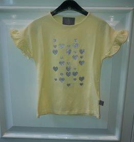 Creamie Creamie T-Shirt Geel / Zilver