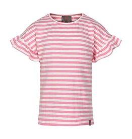 Creamie Creamie T-Shirt Roze / Off White