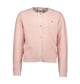Le Chic PreSpring Le Chic Vest Roze Glitter