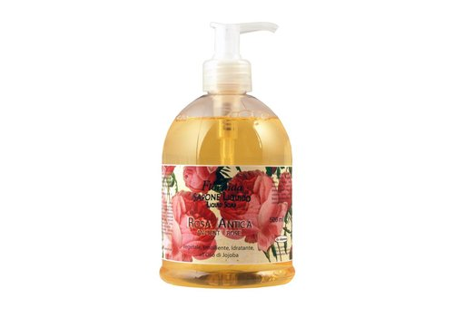 Savon Liquid Soap 500ml Ancient Rose
