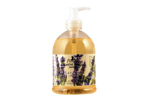 Savon Liquid Soap in Flacon 500ml Lavender