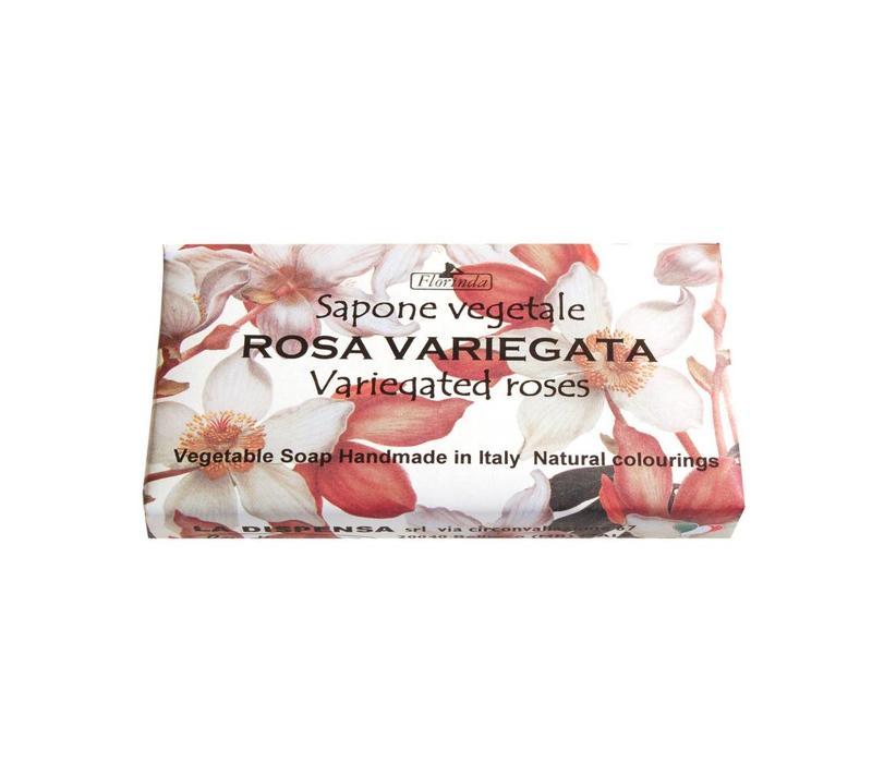 Zeep Vegetale 100 Gram Variegated Roses