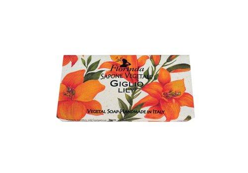 Savon Zeep Vegetale 100 Gram Lily