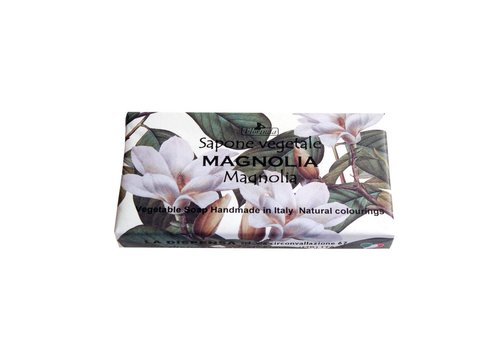 Savon Zeep Vegetale 100 Gram Magnolia