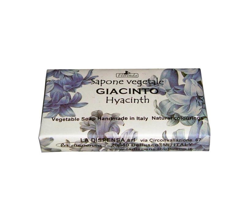 Zeep Vegetale 100 Gram Hyacinth