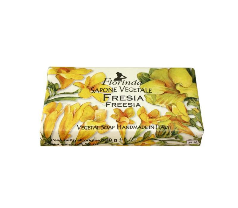 Zeep Vegetale 100 Gram Freesia