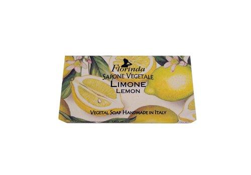 Savon Sapone Vegetale 100g Lemon