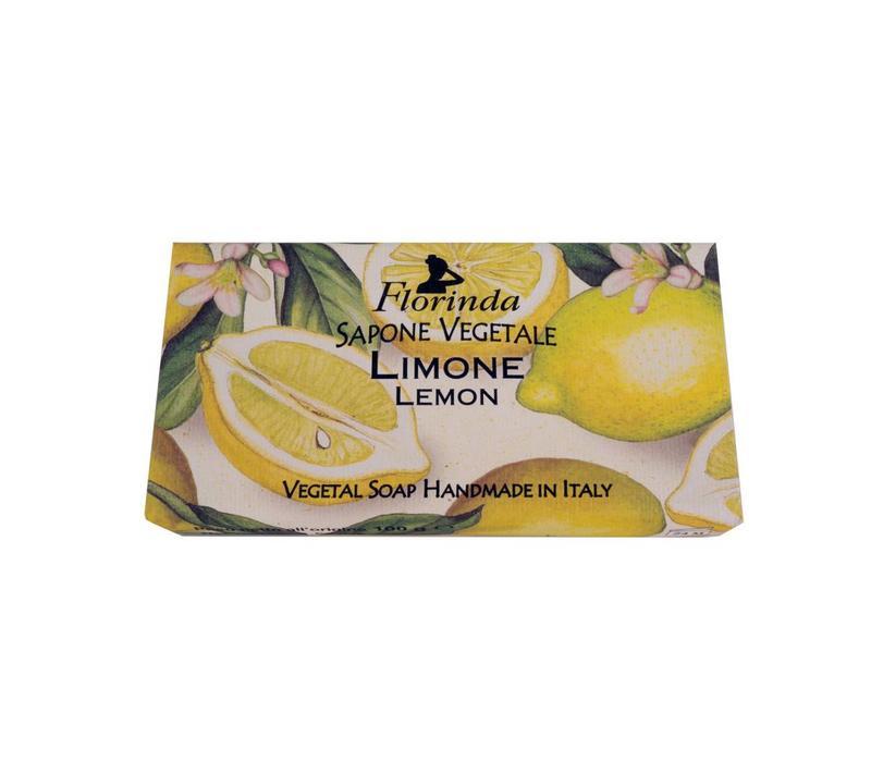 Zeep Vegetale 100 Gram Lemon