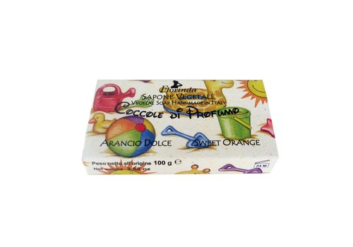 Kom Amsterdam Children's Soap 100g Beach