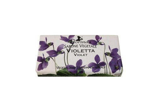 Savon Zeep Vegetale 100 Gram Violet