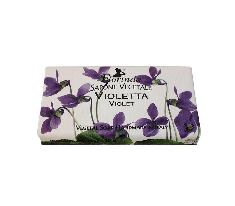 Sapone Vegetale 100g Violet