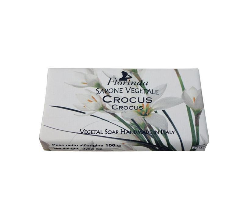 Zeep Vegetale 100 Gram Crocus