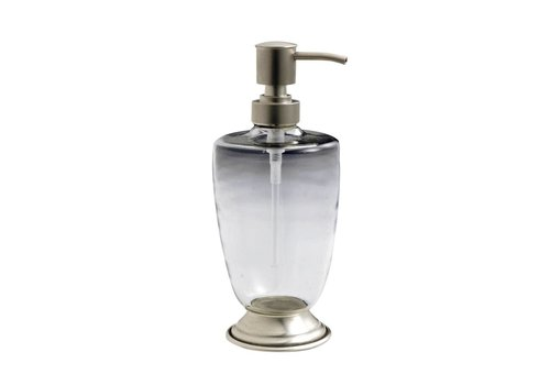 Au Bain de Marie Au Bain de Marie soap dispenser glass/metal