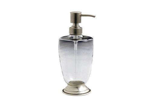 Au Bain de Marie Au Bain de Marie zeepdispenser glas/metaal