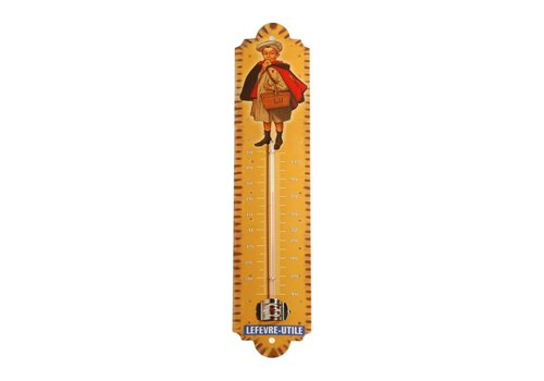French Classics Thermometer Metal Lu