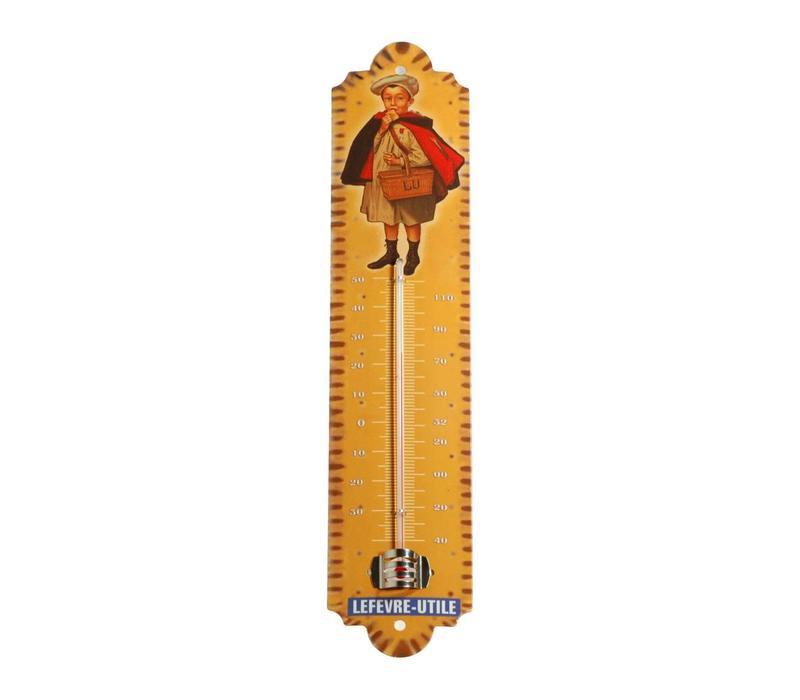 Thermometer Lu Metall