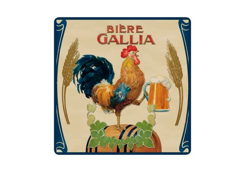 French Classics Trivet Glass (Heat Resistant) 20x20 cm Gallia
