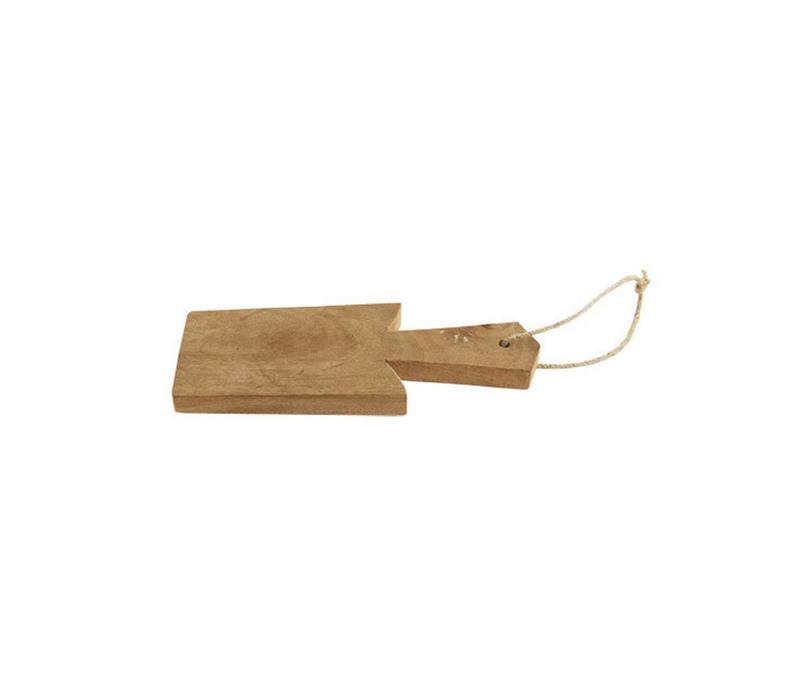 Knoblauchbrett Holz