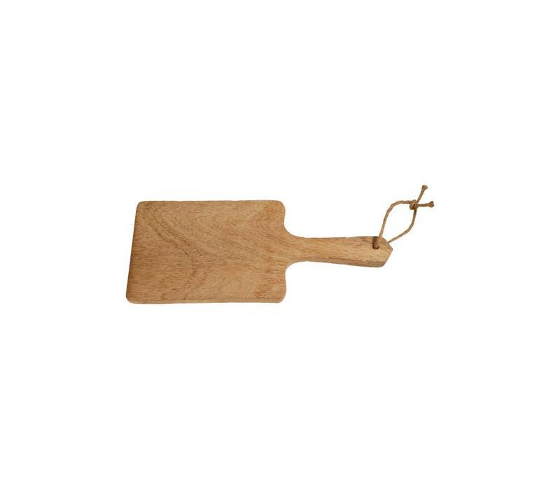 Schneidebrett Klein 30x13cm Holz