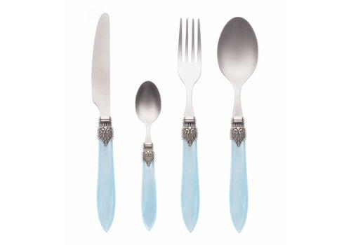 Murano Murano 4 Piece Cutlery Set Turquoise