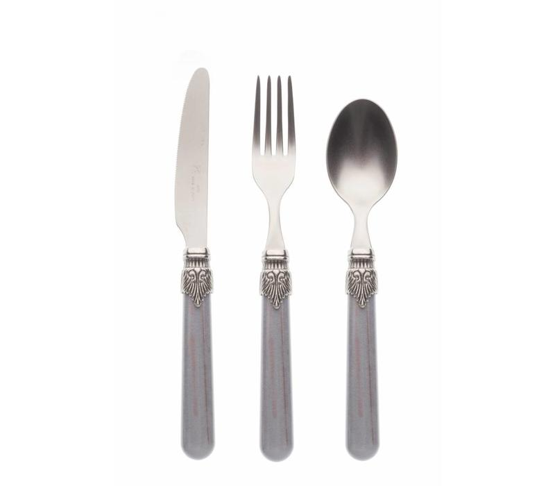 Breakfast Cutlery Set (3-piece) Vintage Elefant