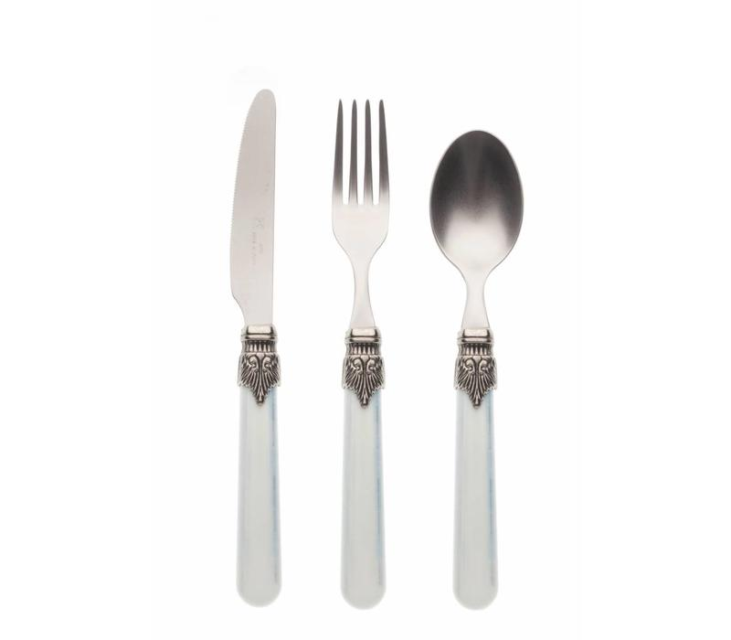 Breakfast Cutlery Set (3-piece) Vintage Lagune