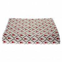 Tafelkleed 150x250 cm Tulip, Rood