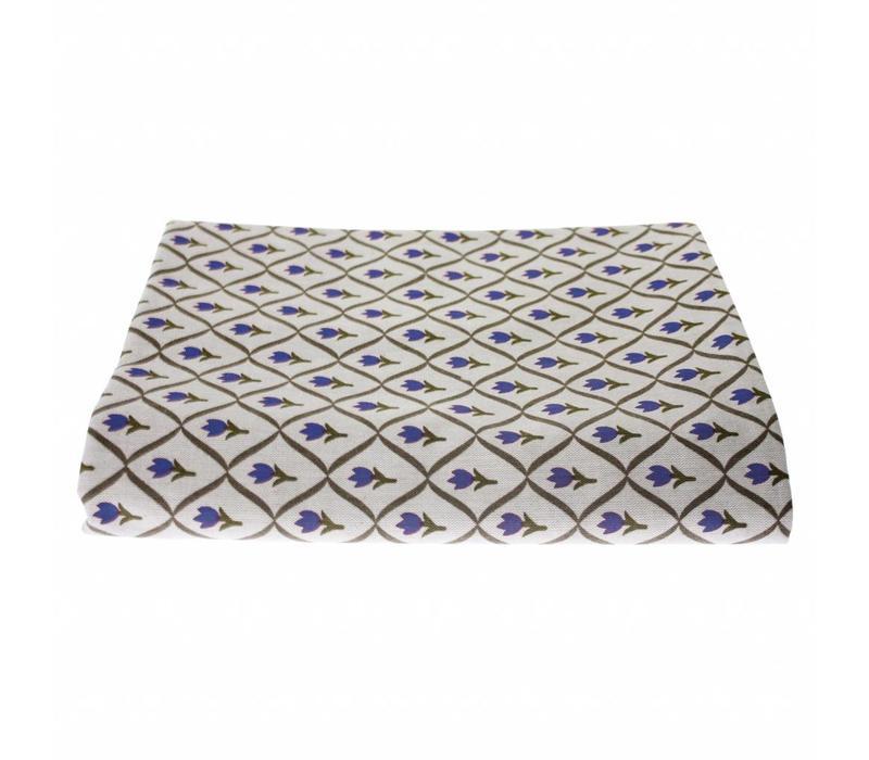 Tischdecke 150x250 cm Tulip Blau