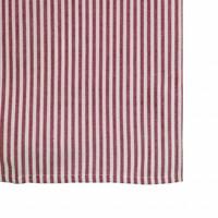 Tafelkleed Smalle Streep 150x250 cm Feston, Rood