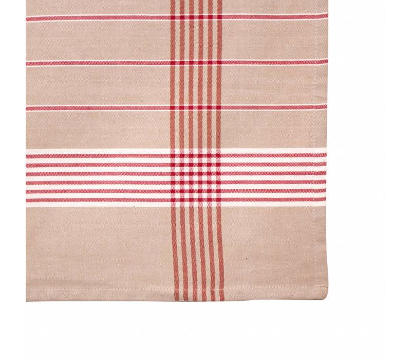 Tafelkleed 140x240 cm Picnic, Rood