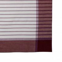 Tafelkleed Streep 140x240 cm Feston, Rood
