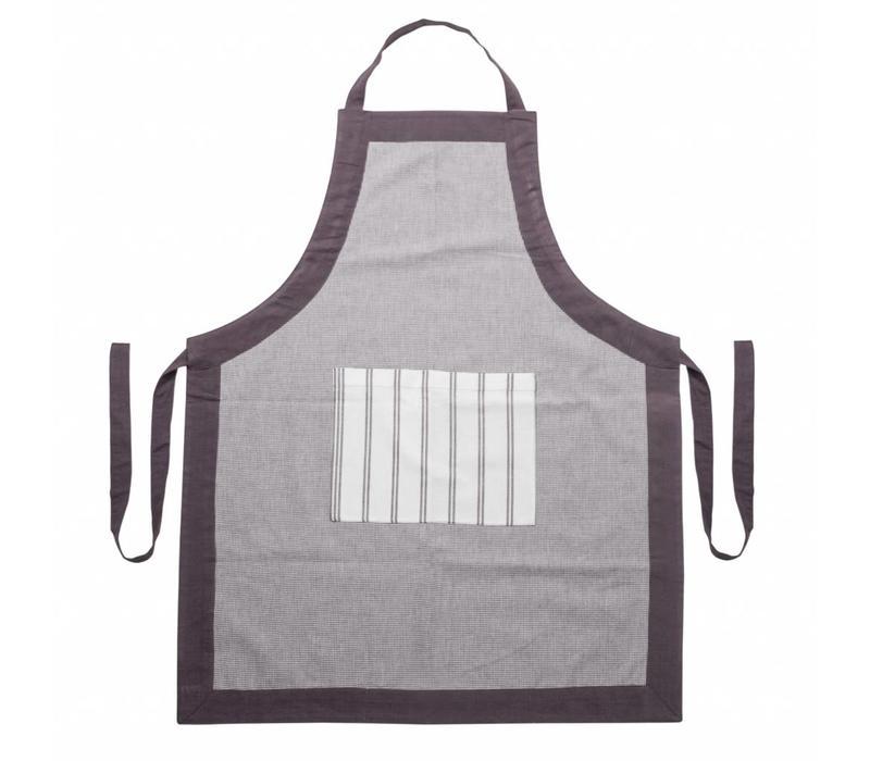 Apron, Adjustable Length Feston, Grey