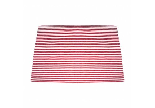Kom Amsterdam Placemat 33x47 cm Feston, Red