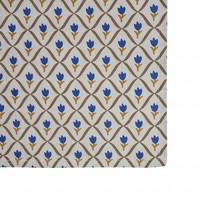 Set 2 Theedoeken 50x70 cm Tulip Blauw