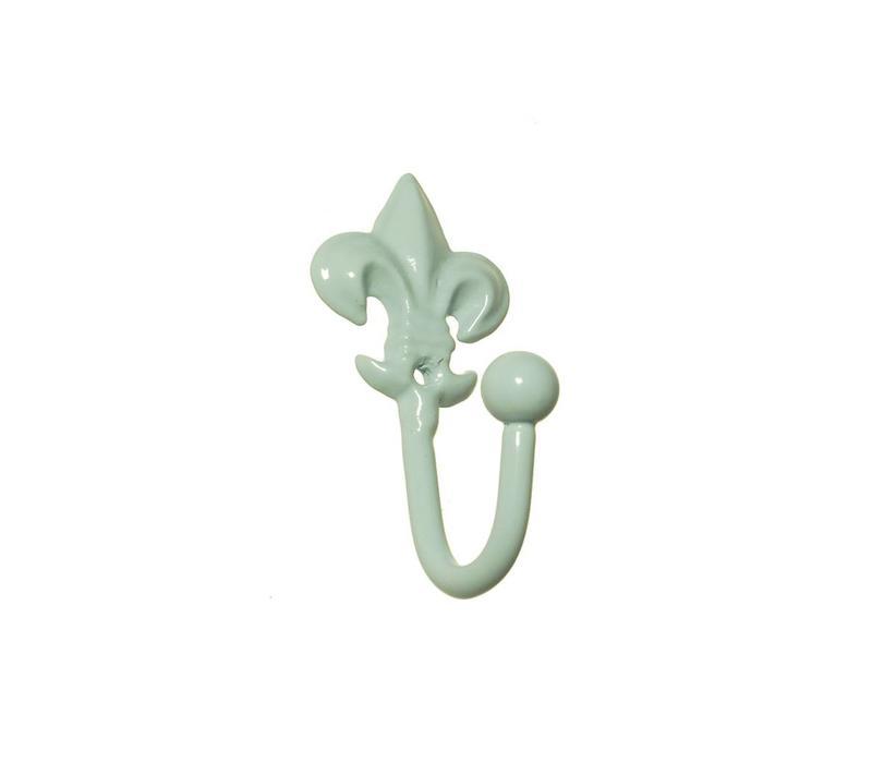 French Kitchen Collection Minihaken H10cm Eisen Mintzgrün