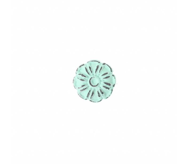 "French Kitchen Collection ""Vintage"" Knob, Mint Green"