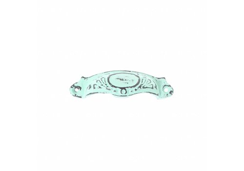 "French Kitchen Collection VG3M French Kitchen Collection ""Vintage"" Handle, Mint Green"