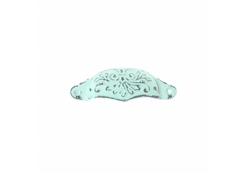 "French Kitchen Collection VG2M French Kitchen Collection ""Vintage"" Handle, Mint Green"