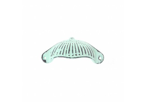 "French Kitchen Collection VG1M French Kitchen Collection ""Vintage"" Handle, Mint Green"