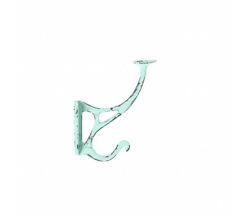 "French Kitchen Collection ""Vintage"" Hook, Mint Green"
