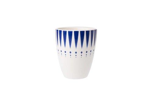 Dépôt d'Argonne Dépôt d'Argonne Mug Arlequin, Blue