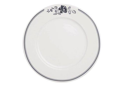 Dépôt d'Argonne Dépôt d'Argonne Dinner plate Rose, Gray