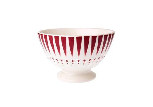 Dépôt d'Argonne Dépôt d'Argonne Bowl Medium Arlequin, Red