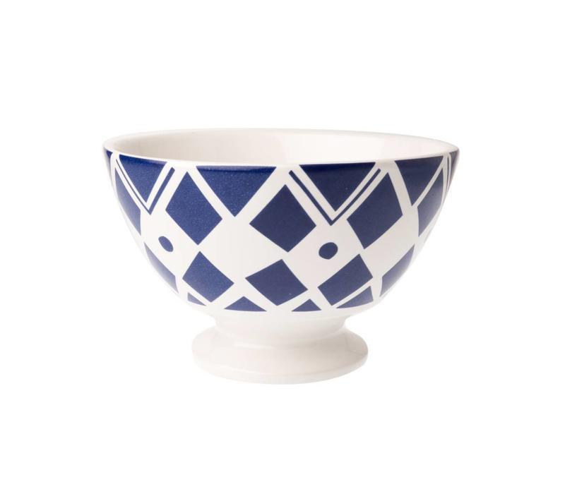 Dépôt d'Argonne Bowl Medium Moulin, Blue