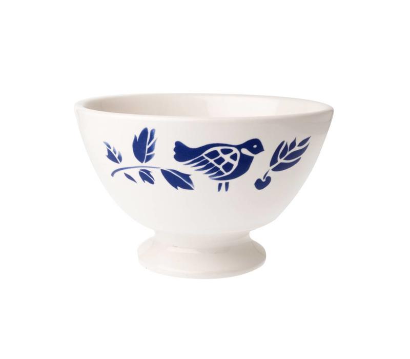 Dépôt d'Argonne Schüssel Medium Pigeon Blau