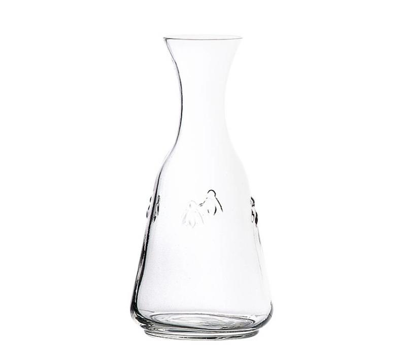 Rochère Carafe 0,75 Liter Honigbiene