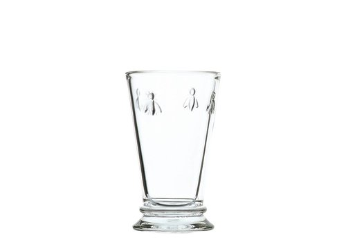 Kom Amsterdam Rochère water / latte / long drink glass 30 cl 'Honey bee'
