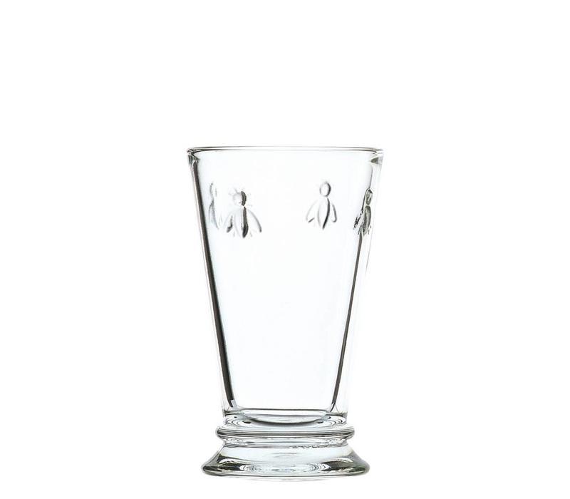 Rochère water / latte / long drink glass 30 cl 'Honey bee'
